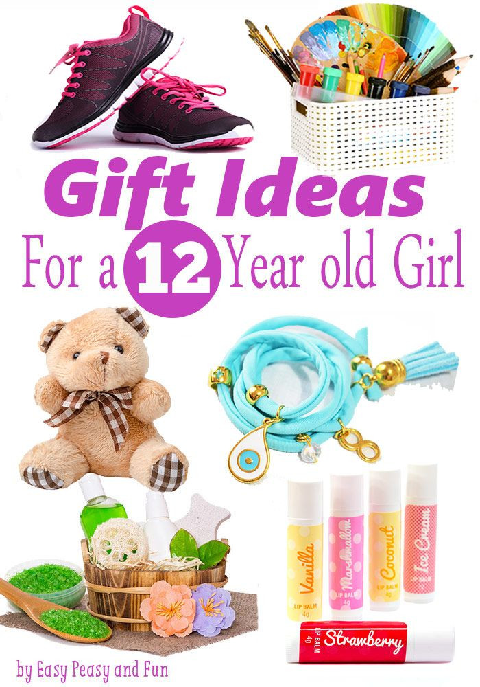 12 Year Old Christmas Gift Ideas  Best Gifts for a 12 Year Old Girl Easy Peasy and Fun