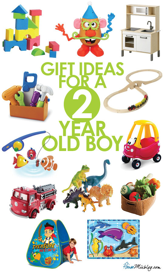 2 Year Old Christmas Gift Ideas  Toys for 2 year old boy