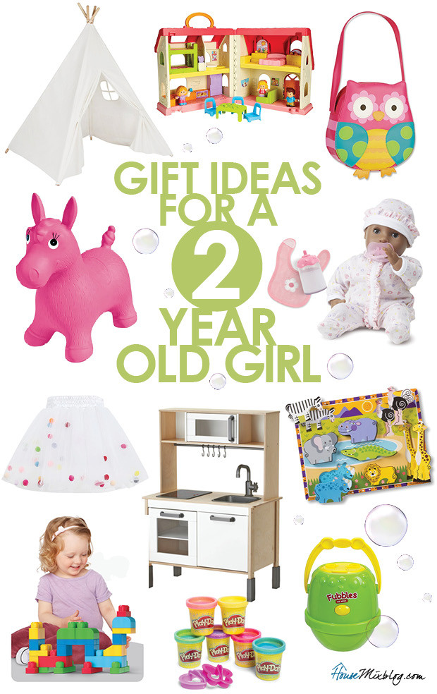 2 Year Old Christmas Gift Ideas  Toys for 2 year old girl