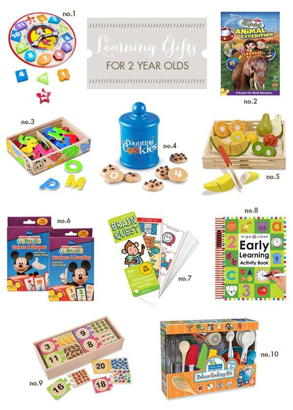 2 Year Old Christmas Gift Ideas  Best 25 2 year old ts ideas on Pinterest