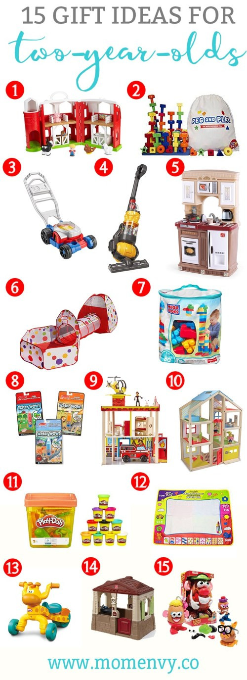 2 Year Old Christmas Gift Ideas  Gift Ideas for Two Year Olds