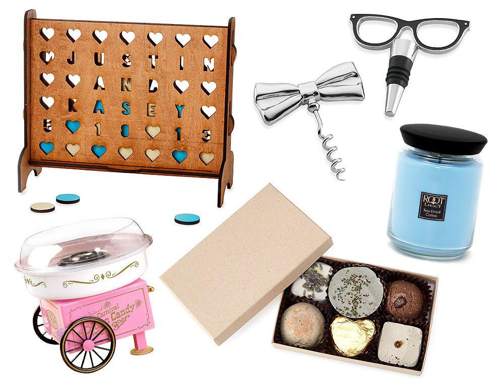2Nd Anniversary Gift Ideas For Him  2nd Anniversary Gift Ideas