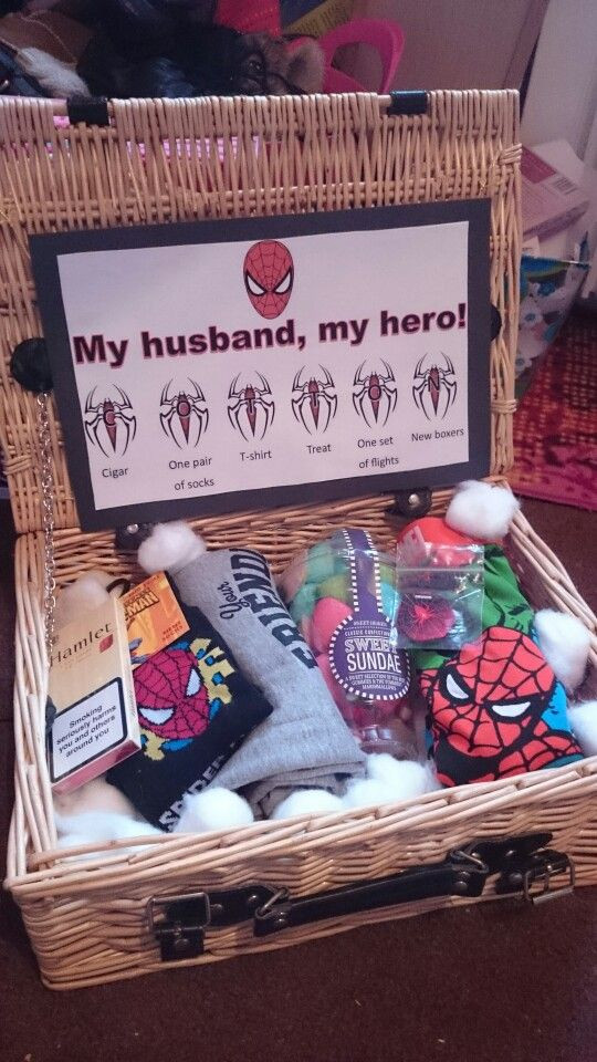 2Nd Anniversary Gift Ideas For Him  Cotton wedding anniversary Pinched a fab idea from