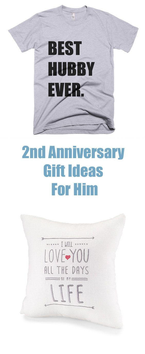 2Nd Anniversary Gift Ideas For Him  2nd anniversary t ideas for him are traditionally in