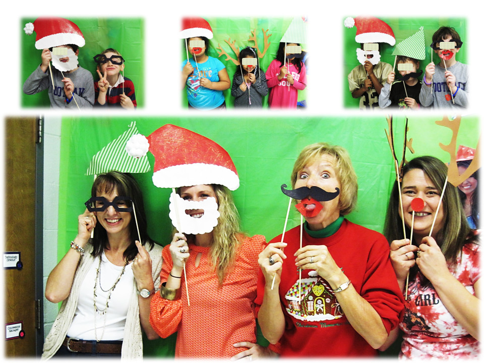 2Nd Grade Christmas Party Ideas  Elementary Shenanigans Take Me Back Tuesday Holiday