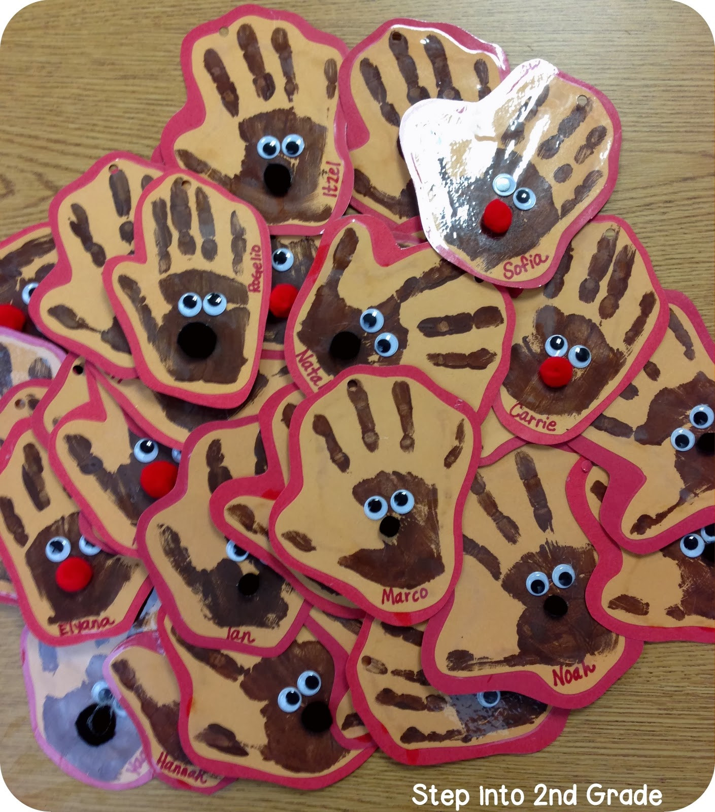 2Nd Grade Christmas Party Ideas  Step into 2nd Grade with Mrs Lemons A Whole Bunch of