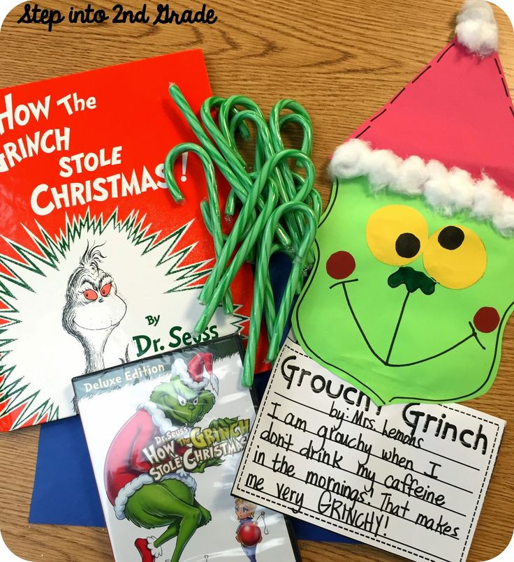 2Nd Grade Christmas Party Ideas  best 1st Grade images on Pinterest