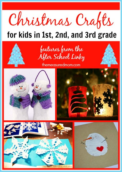 2Nd Grade Christmas Party Ideas  Christmas crafts for first second and third graders