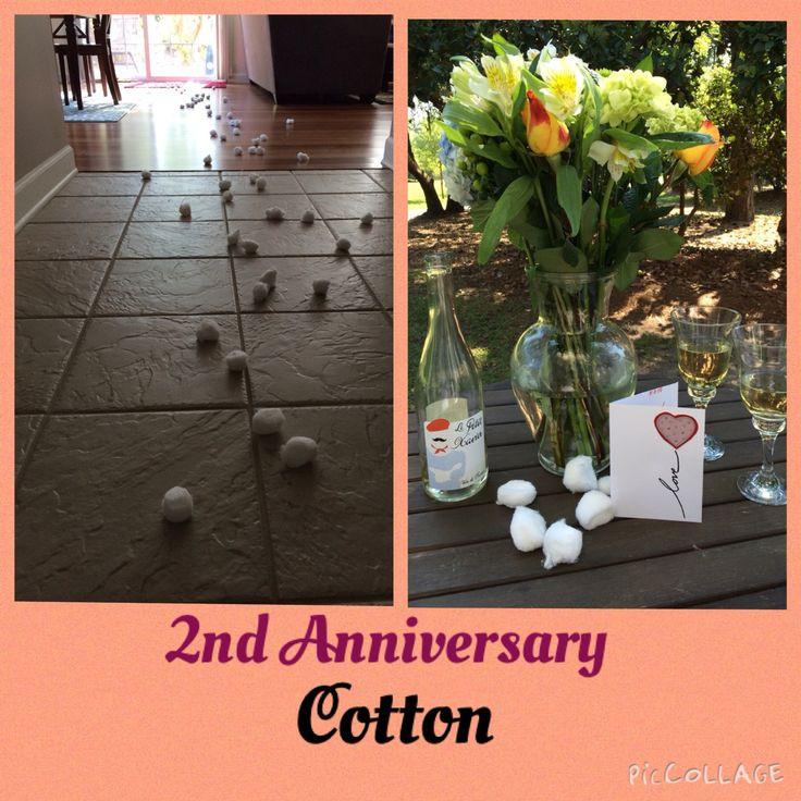 2Nd Wedding Anniversary Gift Ideas  Best 20 Second Anniversary Gift ideas on Pinterest