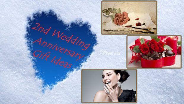 2Nd Wedding Anniversary Gift Ideas  9 2nd Wedding Anniversary Gift Ideas For Wife & Husband