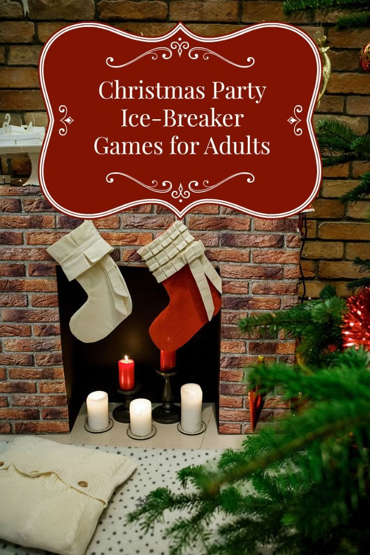 Adult Christmas Party Ideas  25 unique Christmas games for adults holiday parties