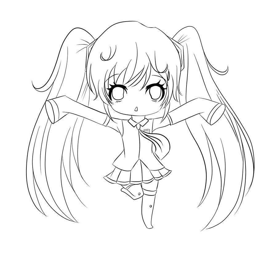 Anime Coloring Pages Printable  Coloring Pages Anime Coloring Pages Free and Printable