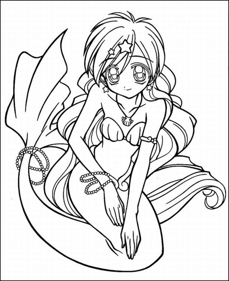 Anime Coloring Pages Printable  Valentines Day Coloring Pages Anime Valentine Coloring