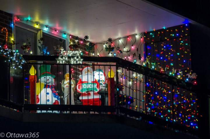Apartment Balcony Christmas Lights  Holiday Safety Tips for Apartments Condos and Tenants