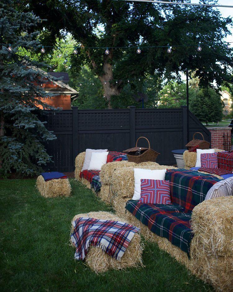Backyard Bonfire Party Ideas  Pin by Lake Girl 🇺🇸 on Good Ideas Pinterest