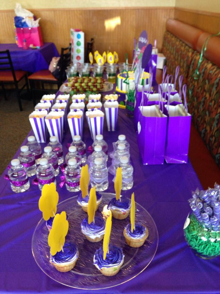 Barney Birthday Decorations  17 Best ideas about Barney Birthday Party on Pinterest