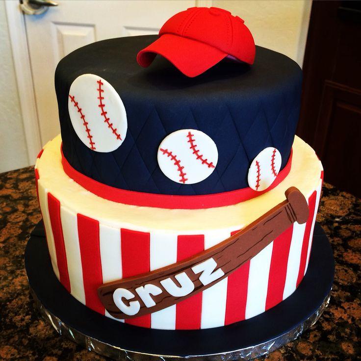 Baseball Birthday Cake  25 best ideas about Baseball birthday cakes on Pinterest