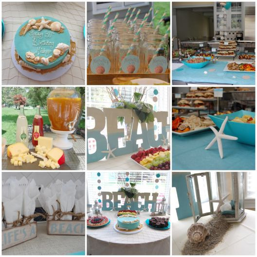 Beach Themed Retirement Party Ideas  17 Best images about Beach retirement on Pinterest