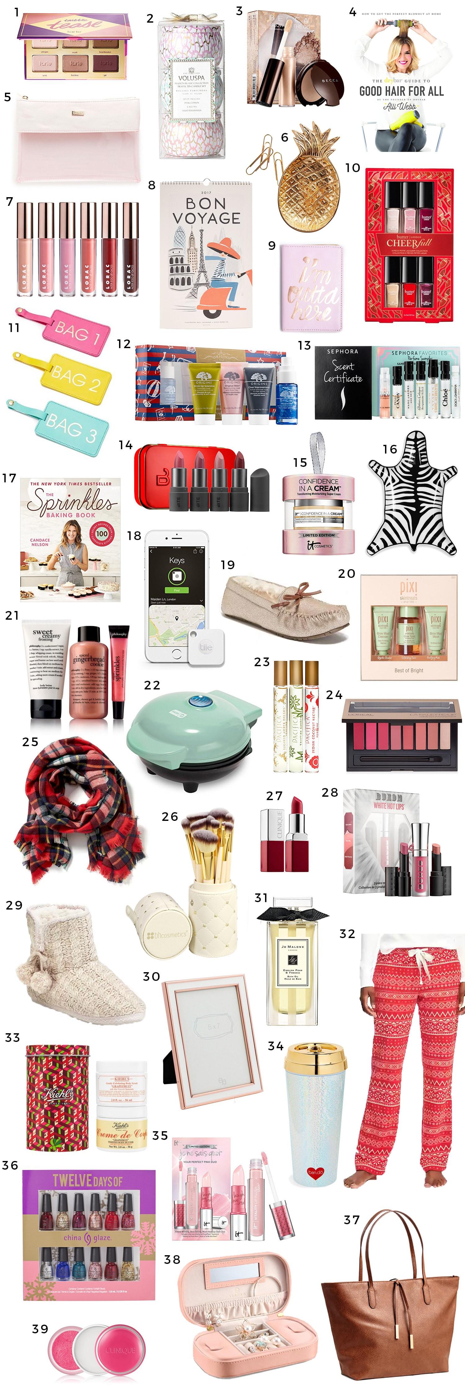 Best Christmas Gift Ideas  The Best Christmas Gift Ideas for Women under $25