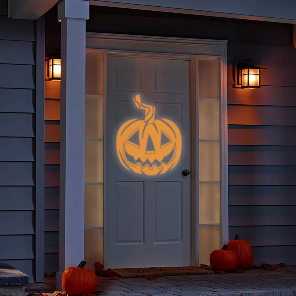 Best Outdoor Halloween Decorations  Philips Pumpkin Halloween LED Projector