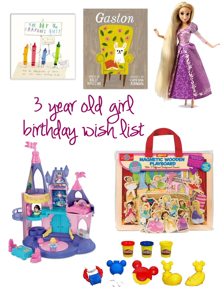 Birthday Gifts For 3 Yr Old Girl  Nat your average girl 3 Year Old Girl Gift Ideas
