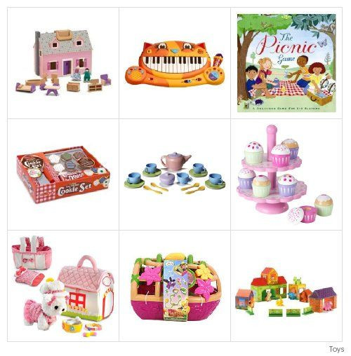Birthday Gifts For 3 Yr Old Girl  KSW Gift Guides Maelynn ts