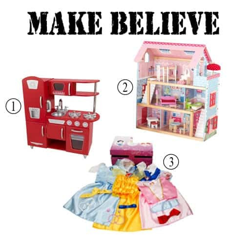 Birthday Gifts For 3 Yr Old Girl  Ultimate Gift List for a 3 Year Old Girl