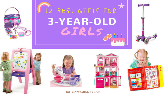 Birthday Gifts For 3 Yr Old Girl  Best Gifts For A 3 Year Old Girl Fun & Educational