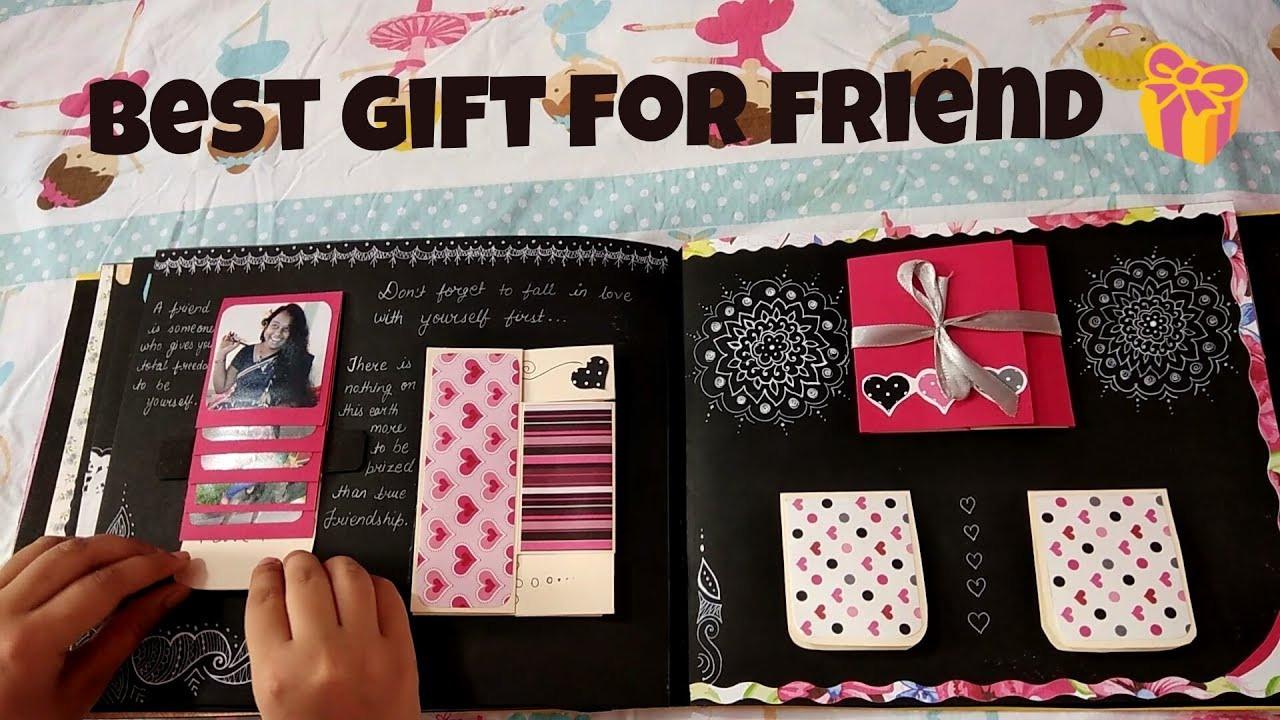 Birthday Gifts For Girl Best Friend  Best t for best friend Craft Ideas