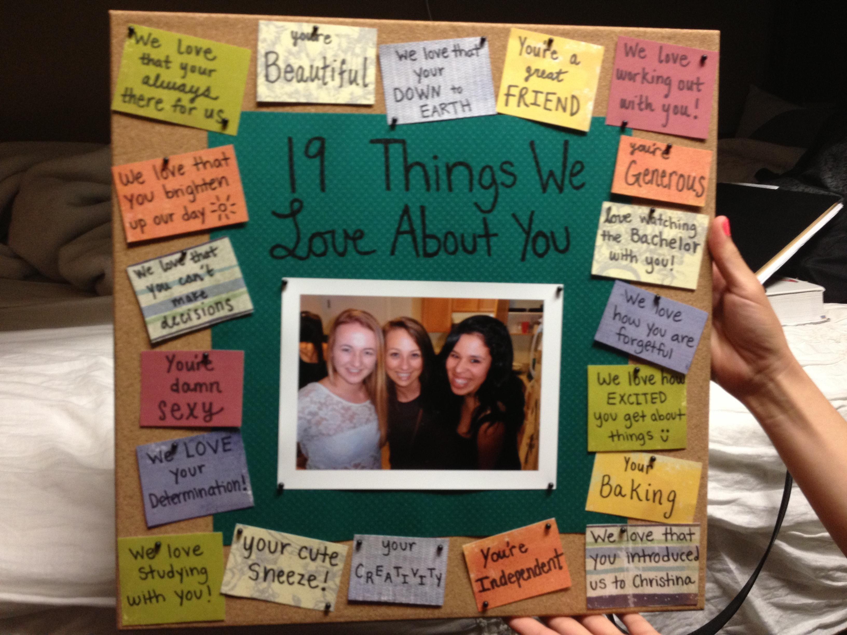Birthday Gifts For Girl Best Friend  Birthday Gift Ideas for Your Best Friend Girlfriend or