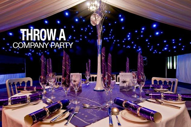 Business Christmas Party Ideas  1000 images about Holiday Party Ideas on Pinterest