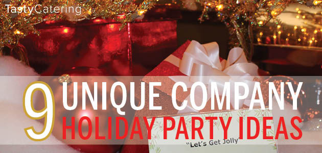 Business Christmas Party Ideas  9 Unique pany Holiday Party Themes