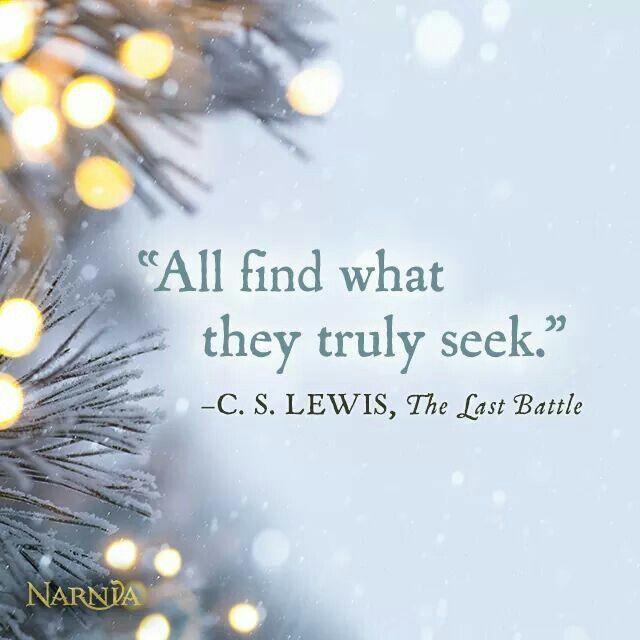 C.S Lewis Christmas Quotes  1000 Cs Lewis Quotes on Pinterest
