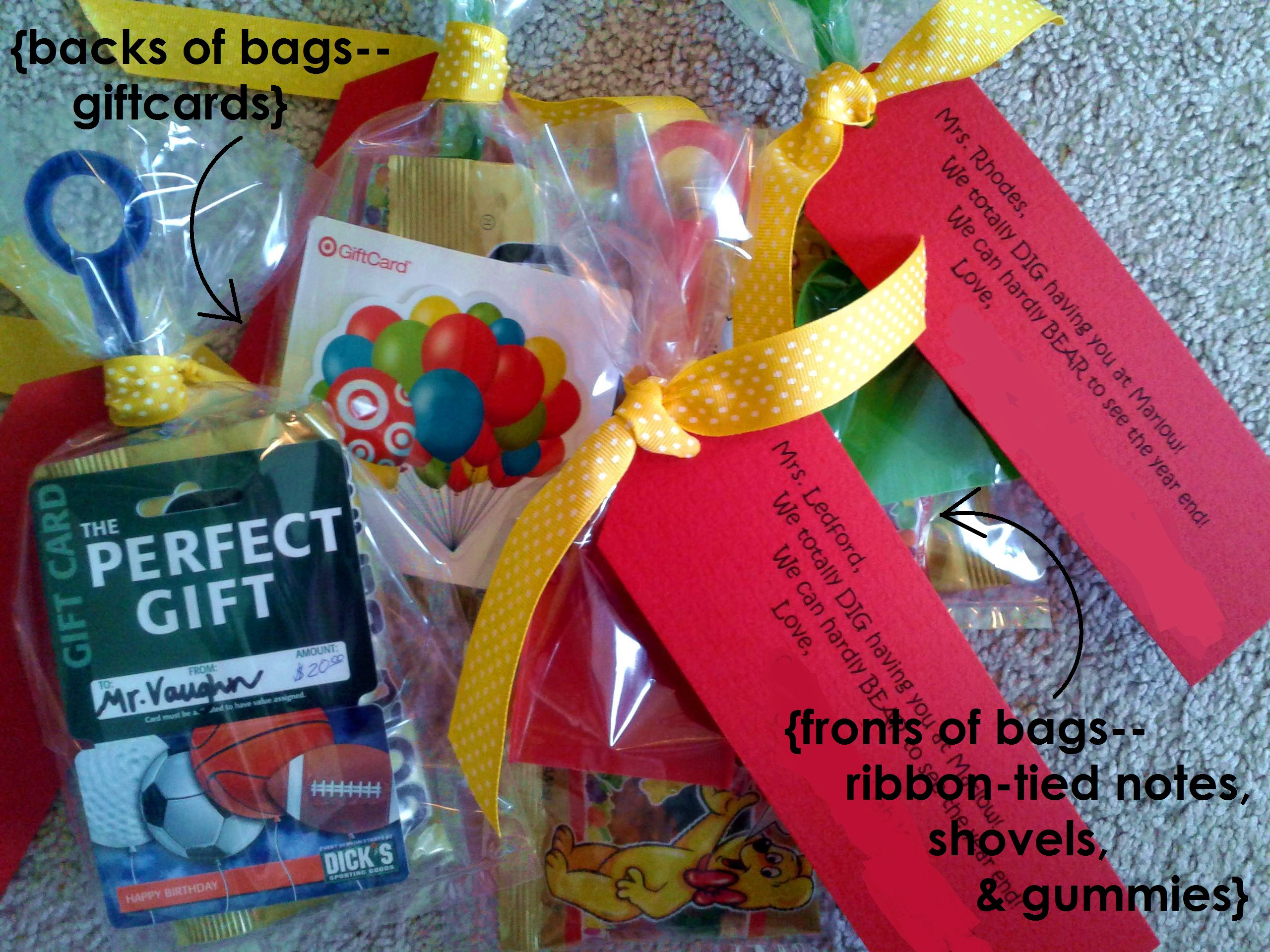 Cheap Thank You Gift Ideas  you'll totally dig these Cute Easy Cheap & Fast Thank
