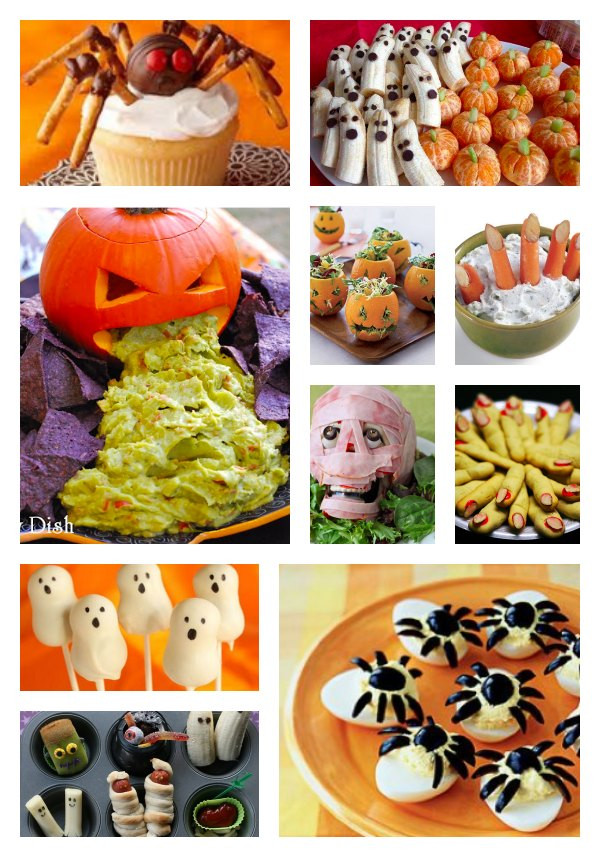 Children'S Halloween Party Food Ideas  Halloween Food Ideas The Repo Woman