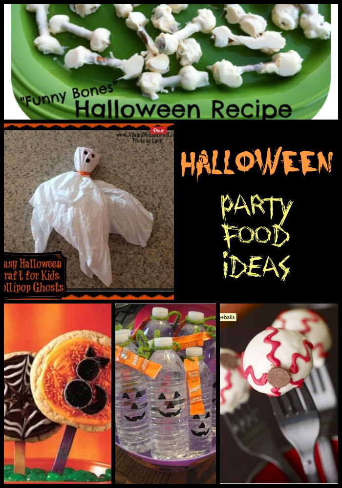 Children'S Halloween Party Food Ideas  Cool Halloween Party Food Ideas