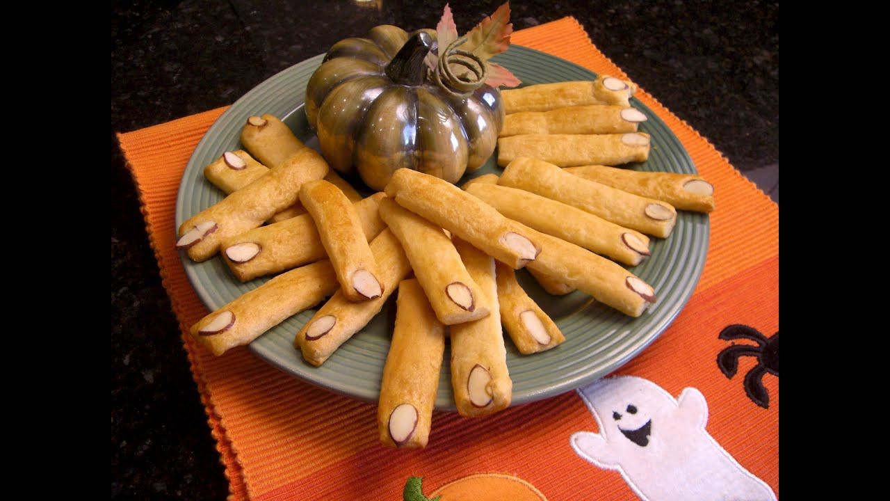 Children'S Halloween Party Food Ideas  Halloween Party Food Ideas and Recipes Spooky Breadstick