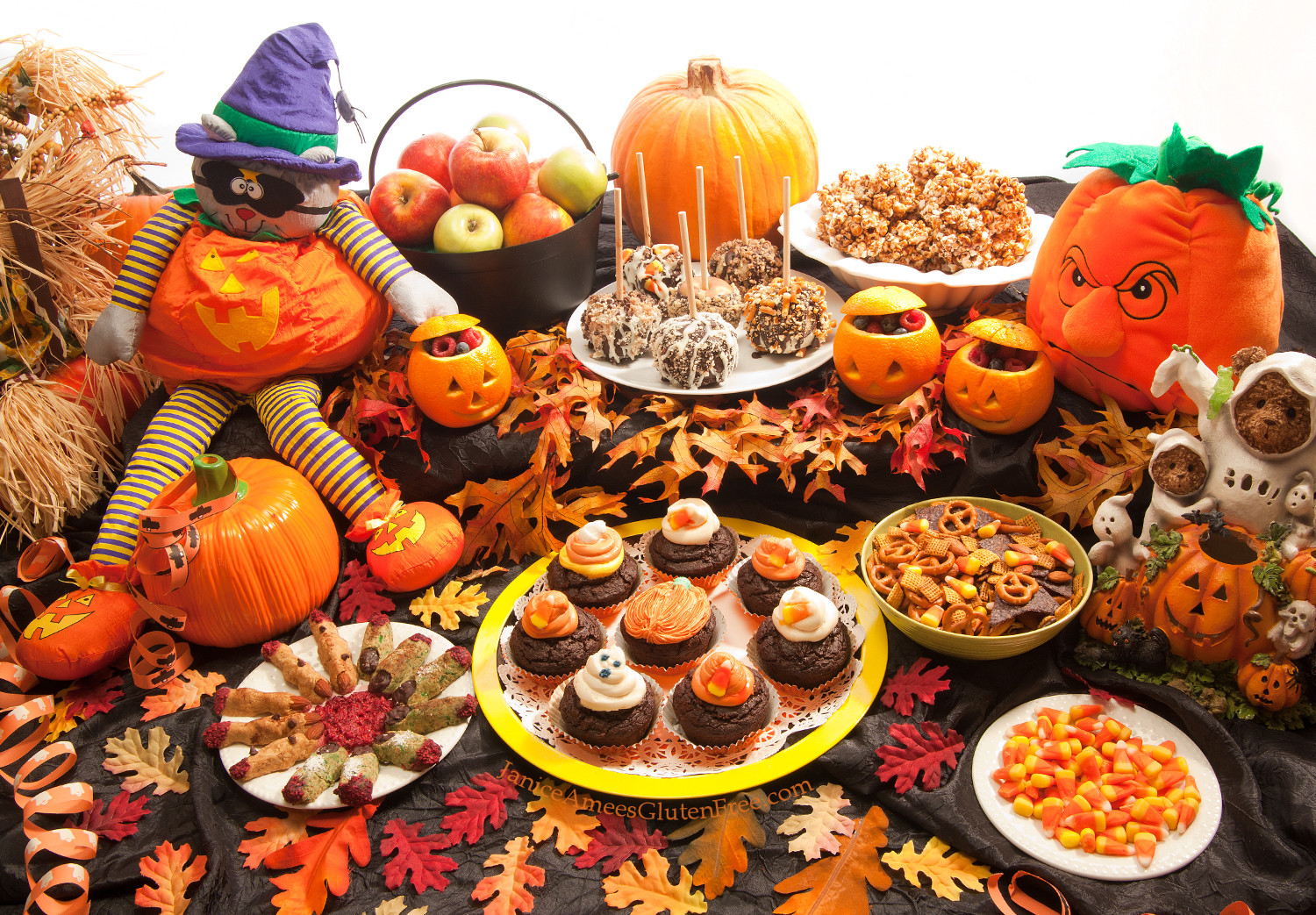 Children'S Halloween Party Food Ideas  Top 5 Festive Recipes For Your Halloween Party Top5
