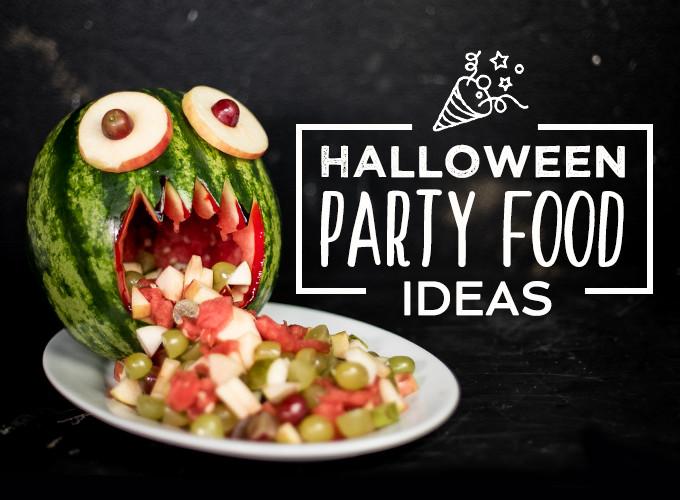 Children'S Halloween Party Food Ideas  Halloween Party Food Ideas