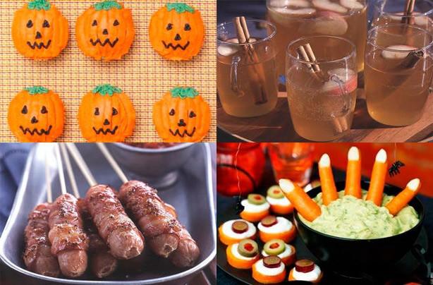 Children'S Halloween Party Food Ideas  Halloween party food