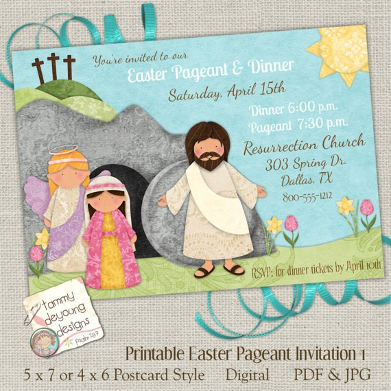 Christian Easter Party Ideas  Christian Easter Party Ideas Christian Party Favors
