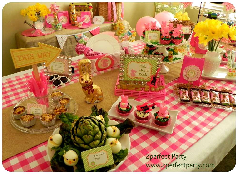 Christian Easter Party Ideas  Easter Christian Easter Party Ideas