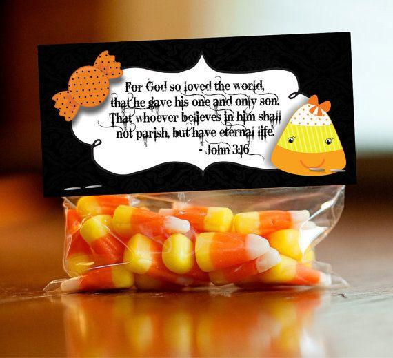 Christian Halloween Party Ideas  Pinterest • The world's catalog of ideas