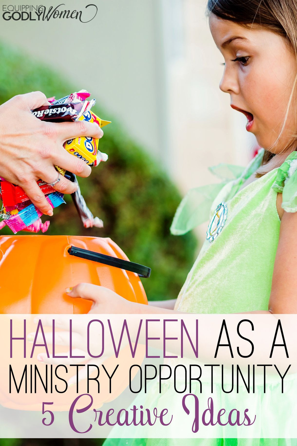Christian Halloween Party Ideas  Halloween as a Ministry Opportunity 5 Creative Ideas