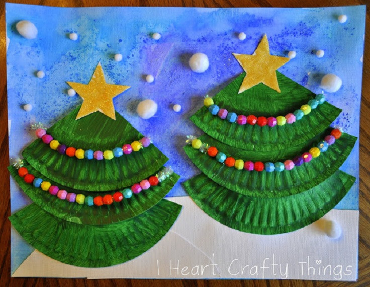 Christmas Art Ideas  Top 10 Best Preschool Christmas Crafts Top Inspired