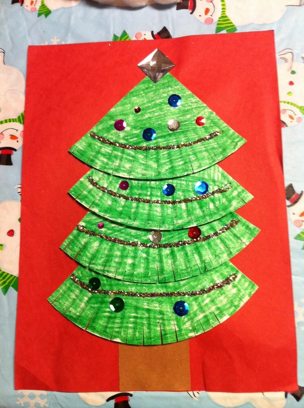 Christmas Art Ideas  Kindergarten Kids At Play Fun Winter & Christmas Craftivities