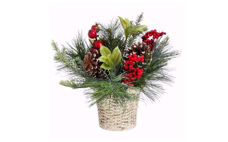 Christmas Artificial Flower Arrangements  Top 10 Best Christmas Flower Arrangements 2017