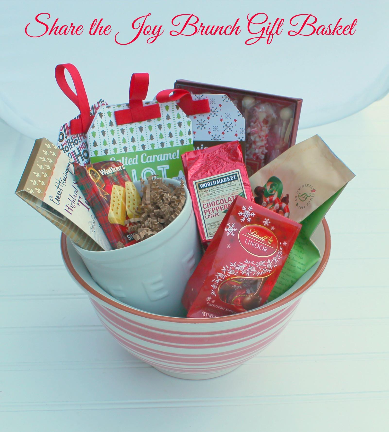 Christmas Basket DIY  Make A Christmas Gift Basket DIY Simply Southern Mom