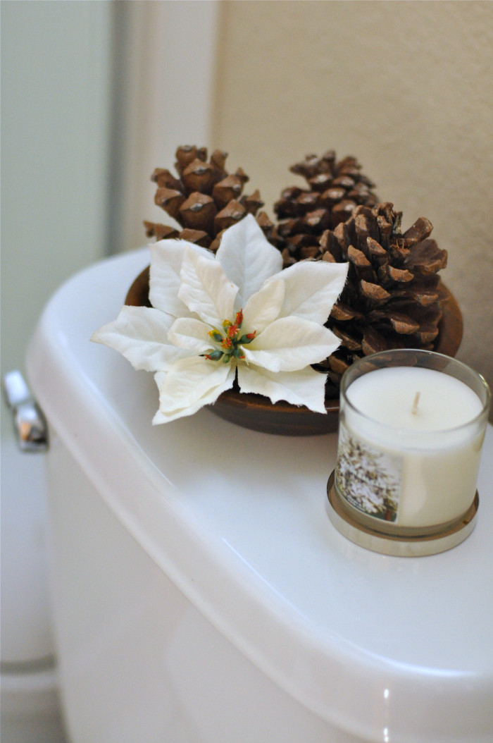 Christmas Bathroom Decorations  A little Holiday Potty Training and a coupon