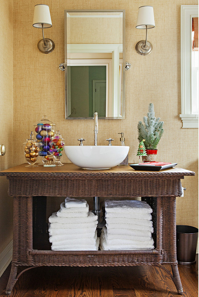 Christmas Bathroom Decorations  New Christmas Decorating Ideas Home Bunch Interior